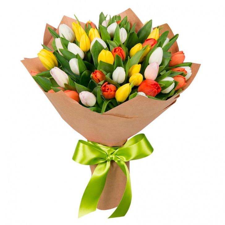 Тюльпаны микс 3